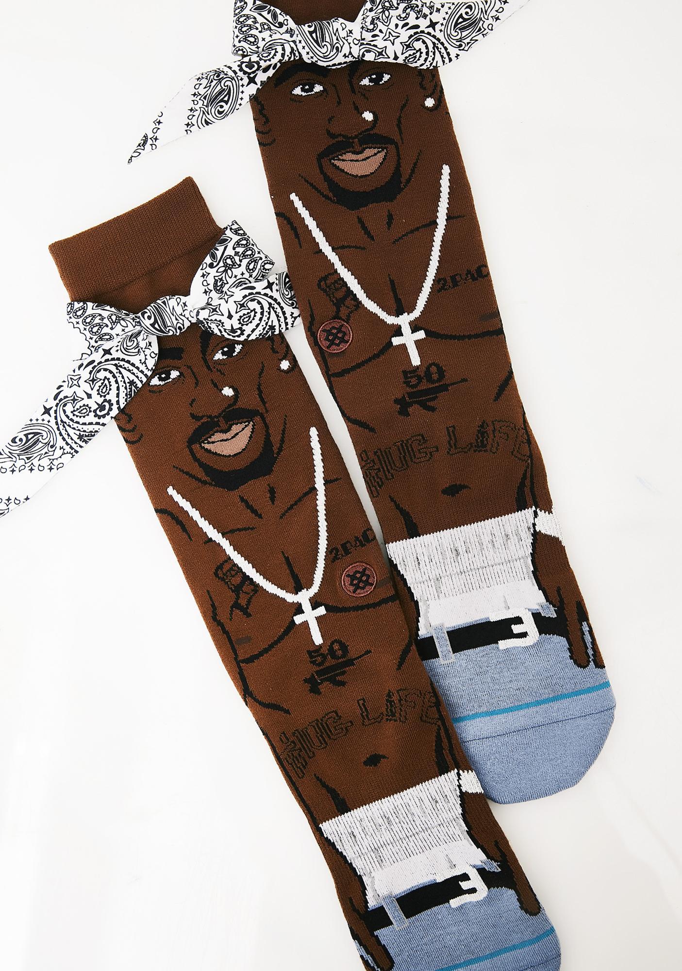 Stance Tupac Socks