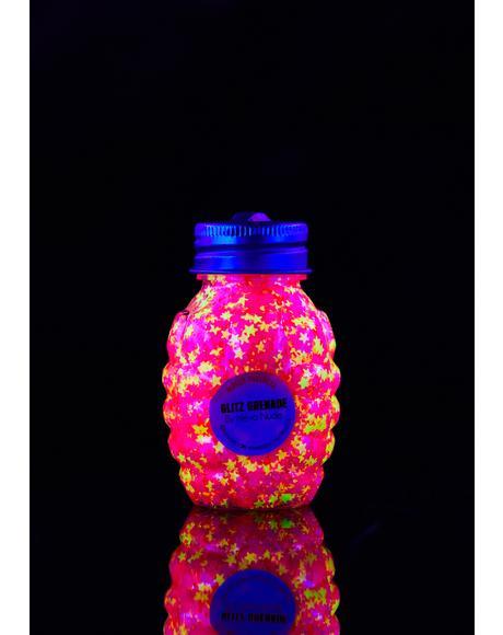 Mayan Raverness UV Glitz Grenade Glitter