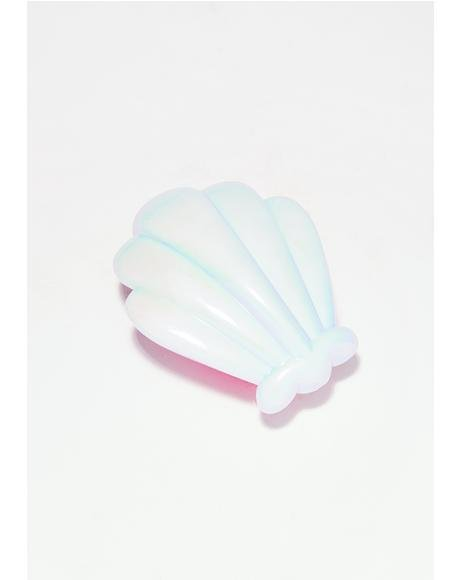 Iridescent Hair Brush