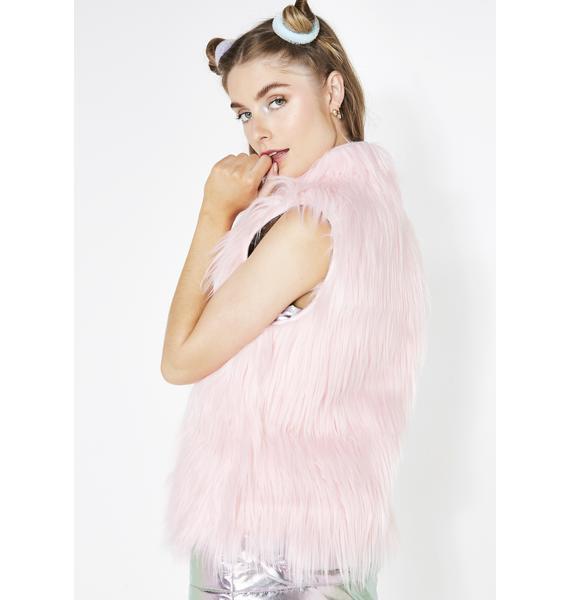 Club Exx Aurora Beam Reversible Vest