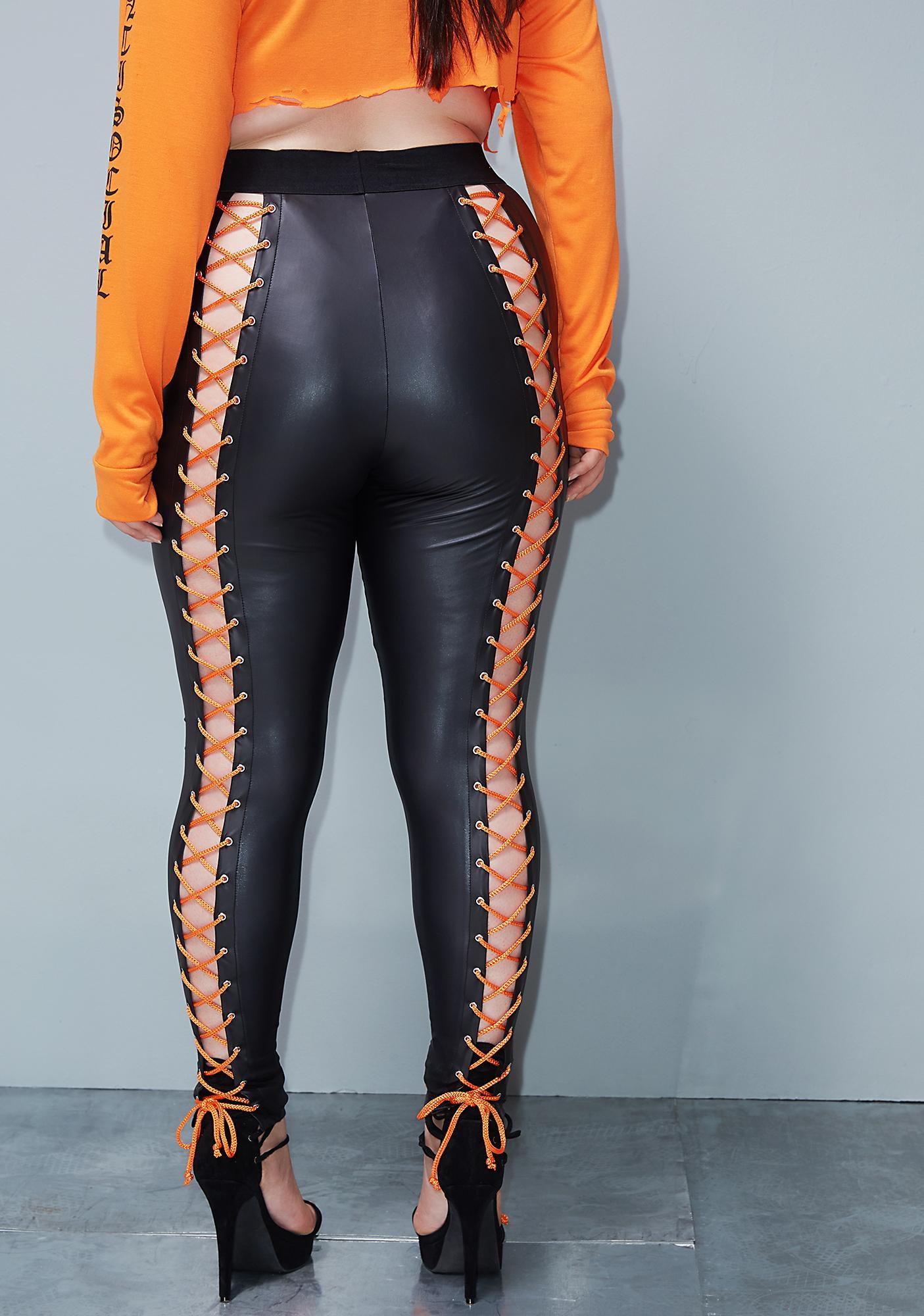 4a92c8f71eacc Poster Grl Plus Size Corset Leggings | Dolls Kill