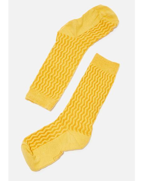 Canoodling Socks