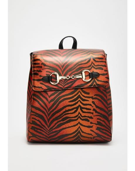 Kera Tiger Backpack