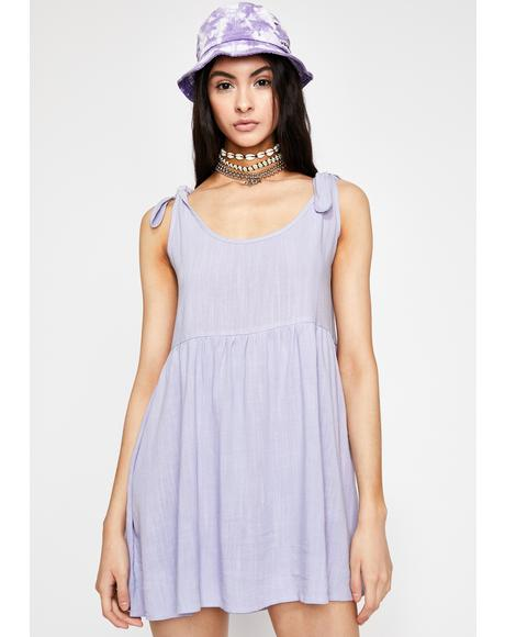 Summa Fine Babydoll Dress