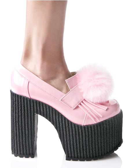 Princess Puff Loafers