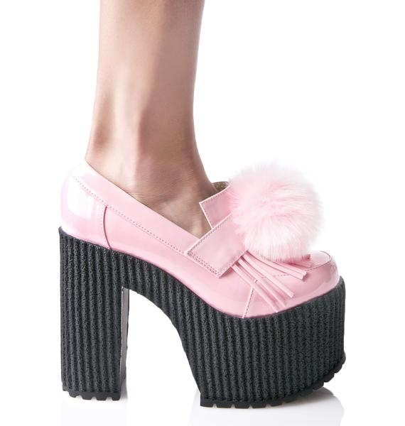 Sugar Thrillz Princess Puff Loafers