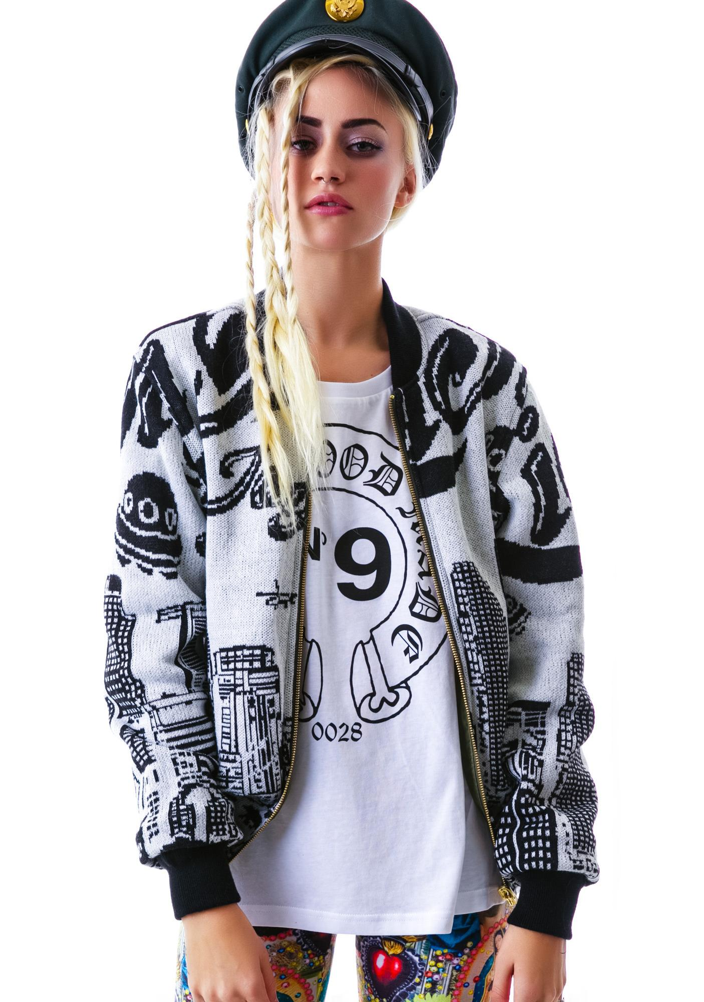 Joyrich Space Innovation Reverse Jacket