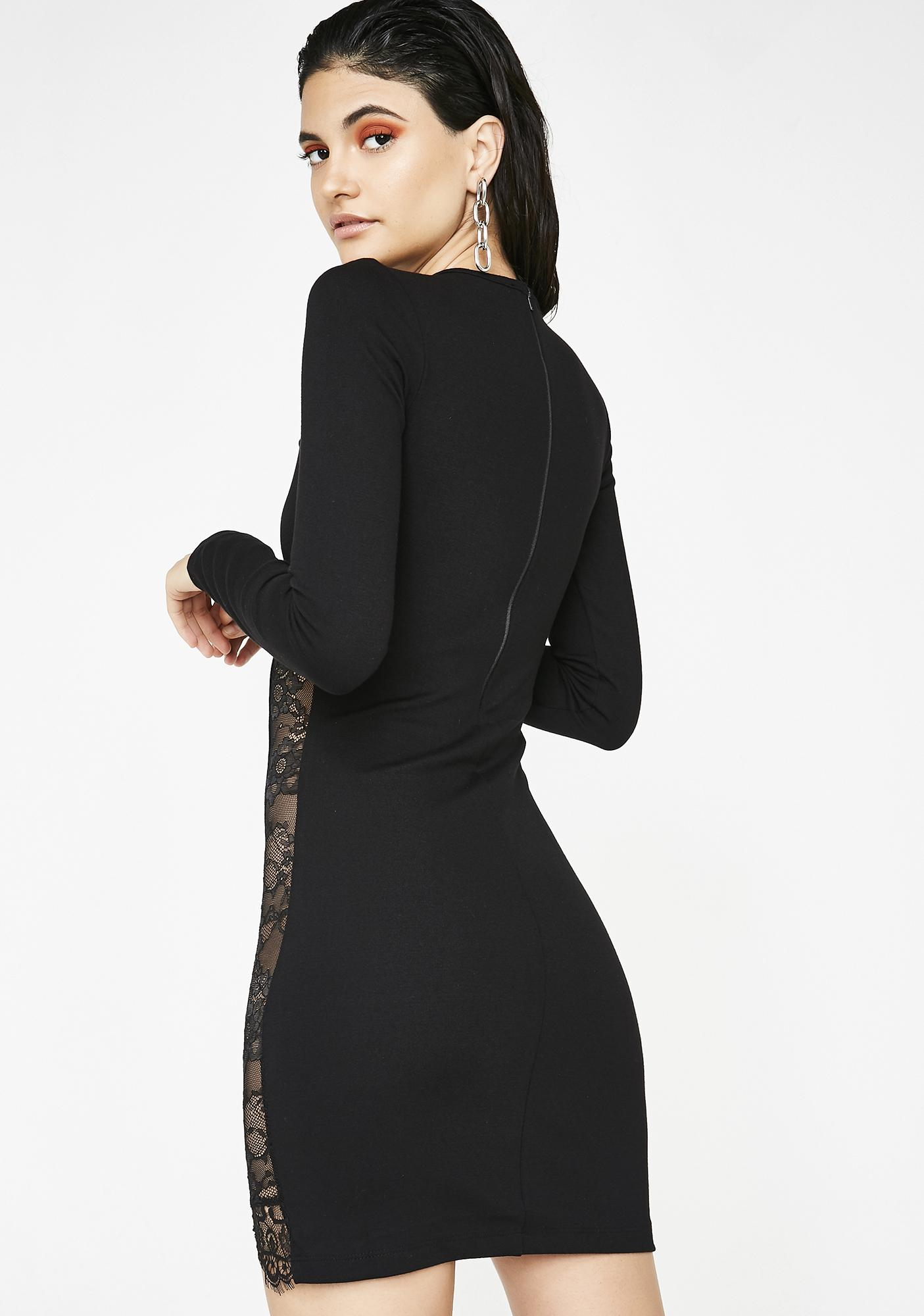 Kiki Riki Film Noir Lace Dress