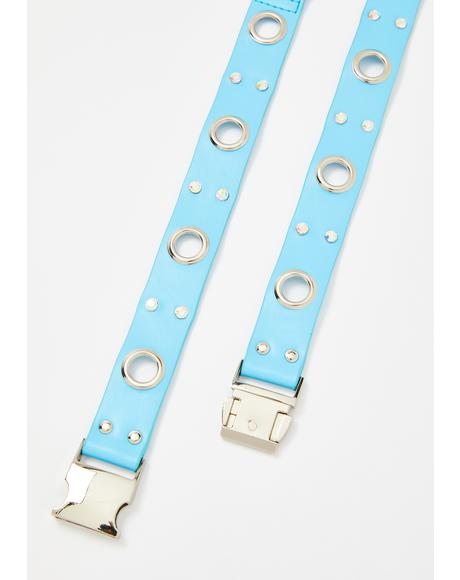 Rockstar Remix Buckle Belt