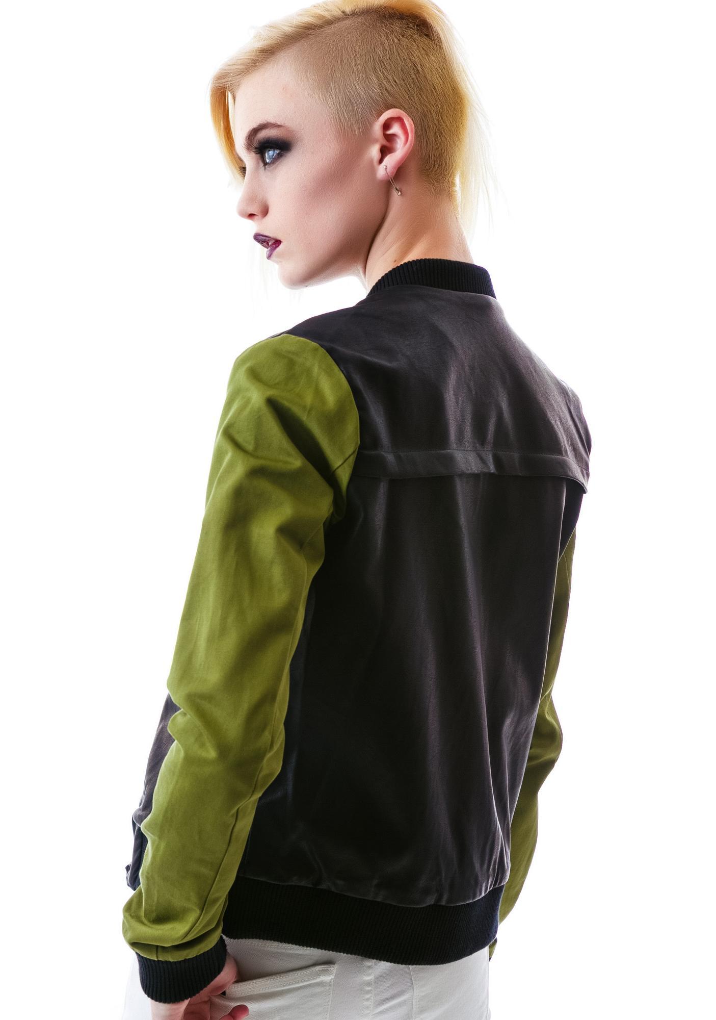 UNIF Neo Bomber Jacket