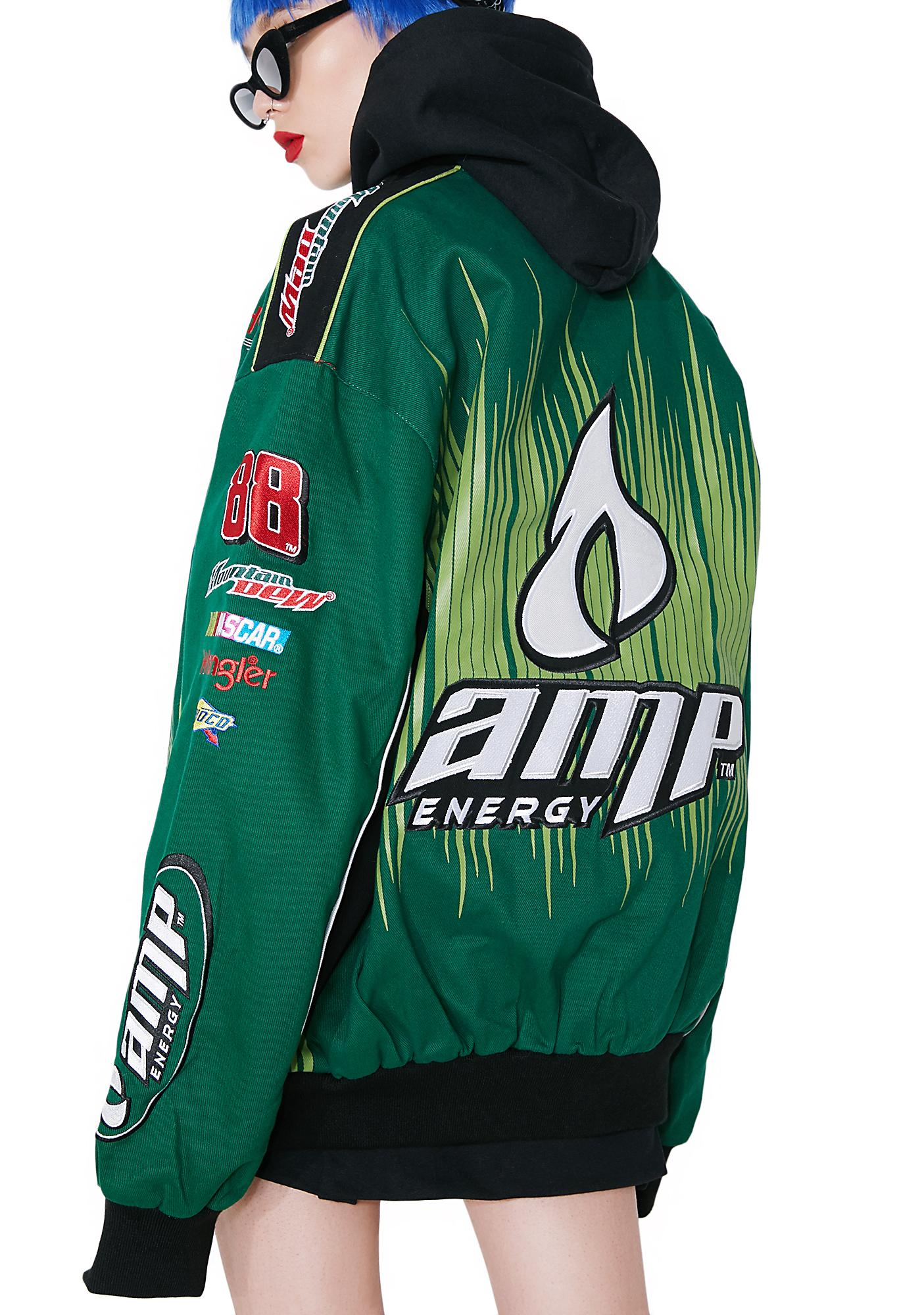 Dale Earnhardt Jr. AMP NASCAR Twill Jacket