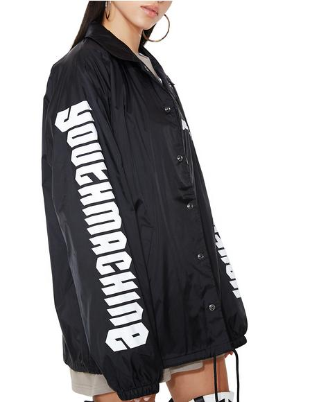 Arena Coach Jacket