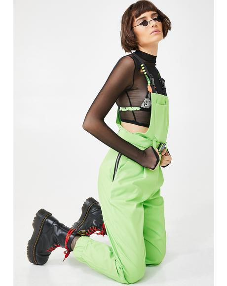 Slime Dungarees