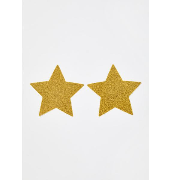 Pastease Gold Star Pasties