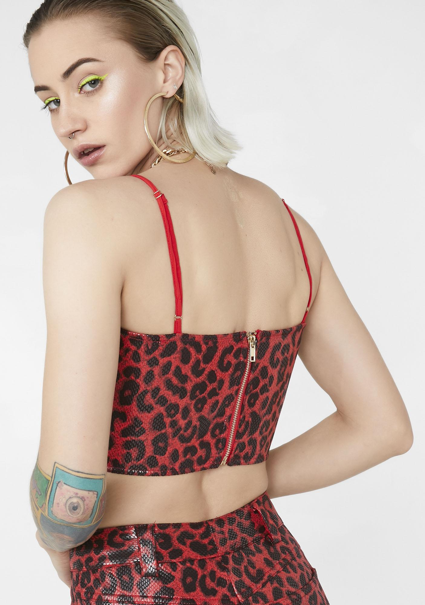 Jagger & Stone The Amy Crop Top