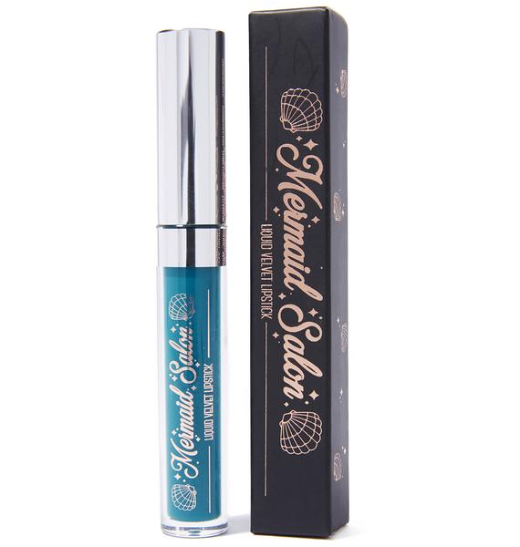 Mermaid Salon Spirit Lake Liquid Lipstick