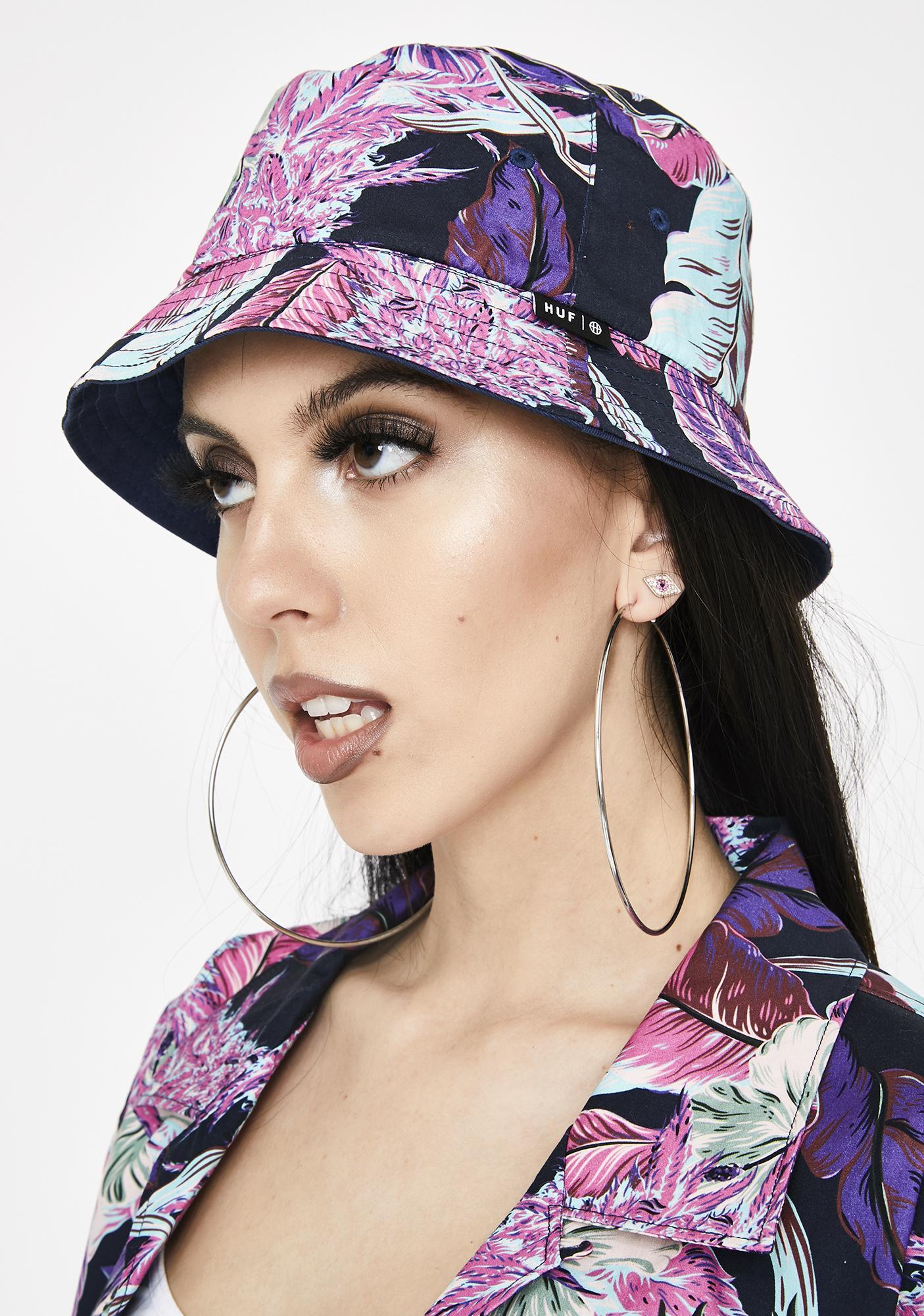 HUF Paraiso Bucket Hat