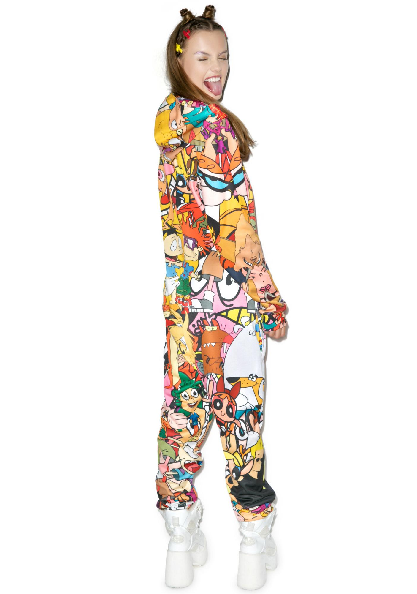 Totally 90s Jumpsuit