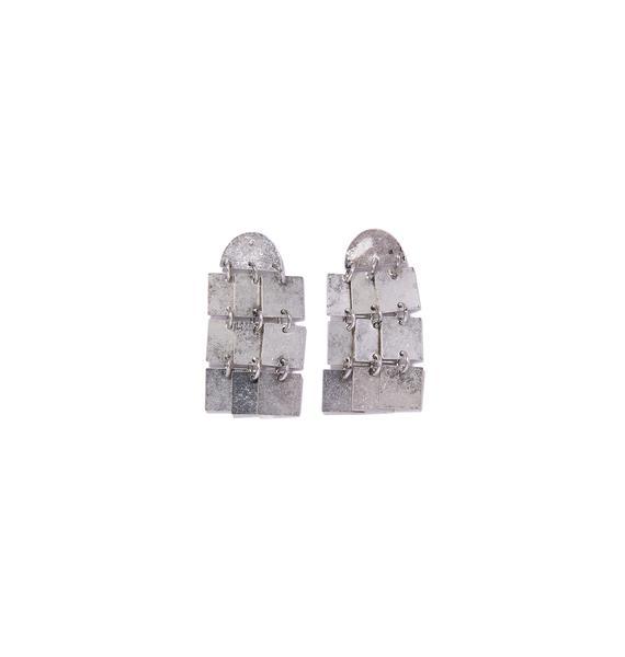 Shape Up Chandelier Earrings