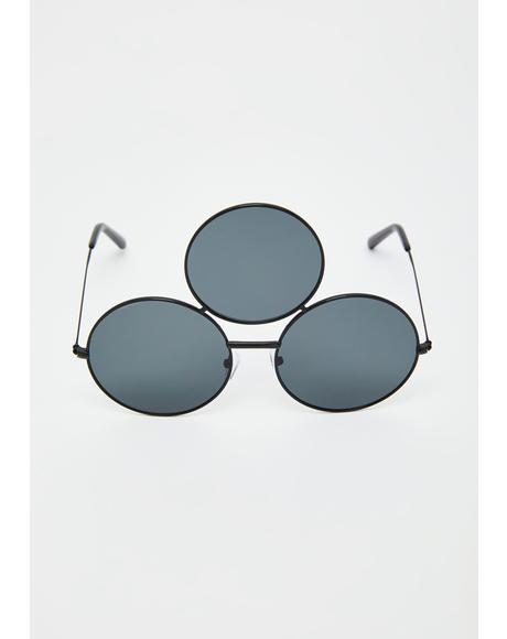 Black Memorium Sunglasses