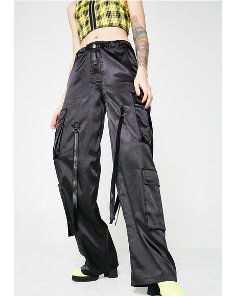 Dark Octopus Trousers