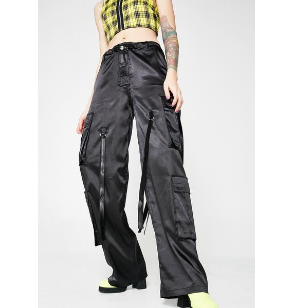 Illustrated People Dark Octopus Trousers