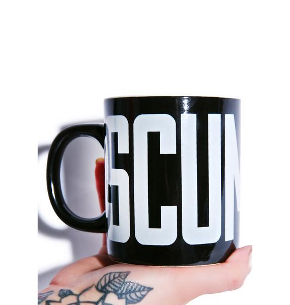 Sourpuss Clothing Scumbag Mug