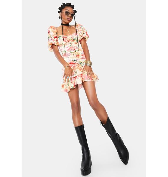 For Love & Lemons Versilla Mini Dress