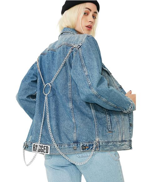 Bind Denim Jacket
