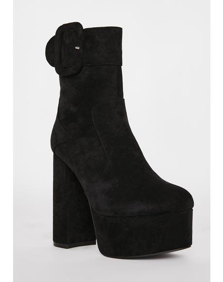 Ozzy Platform Boots