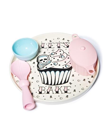 Let's Bake Platter