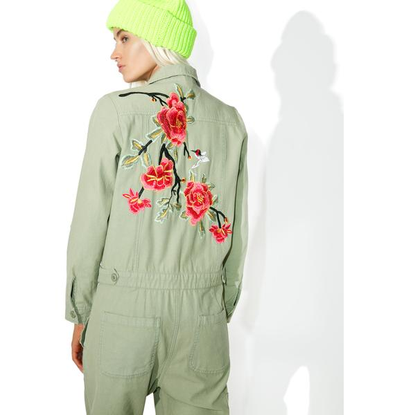 Firefly Floral Jumpsuit