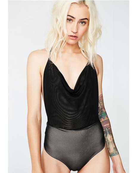 Lure 'Em In Open Back Bodysuit