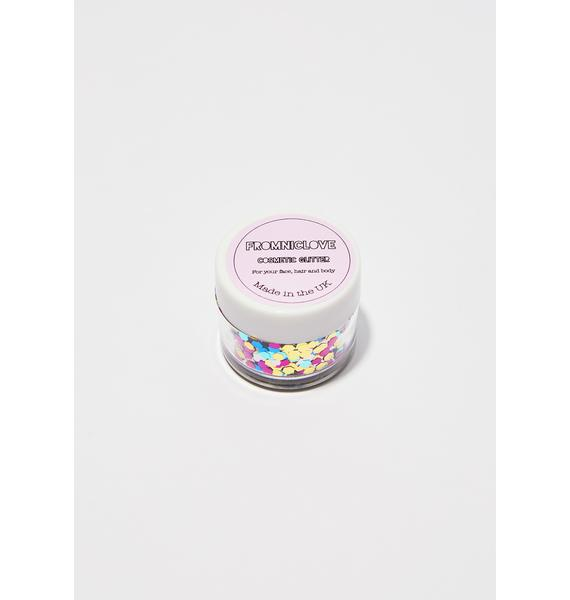 FromNicLove Chunky Tropical Cosmetic Face Glitter