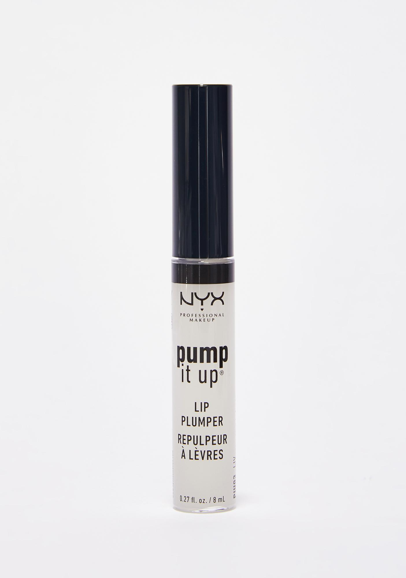 NYX Liv Pump It Up Lip Plumper