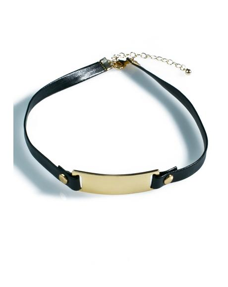 Identity Denied Choker