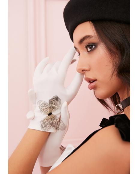 Marilyn Butterfly Gloves