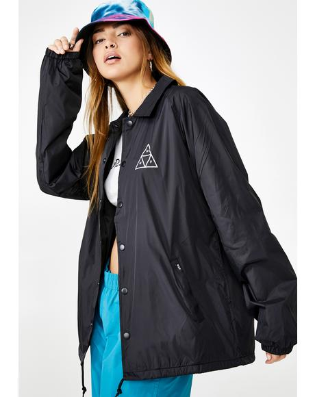 Triple Triangle Coach Jacket