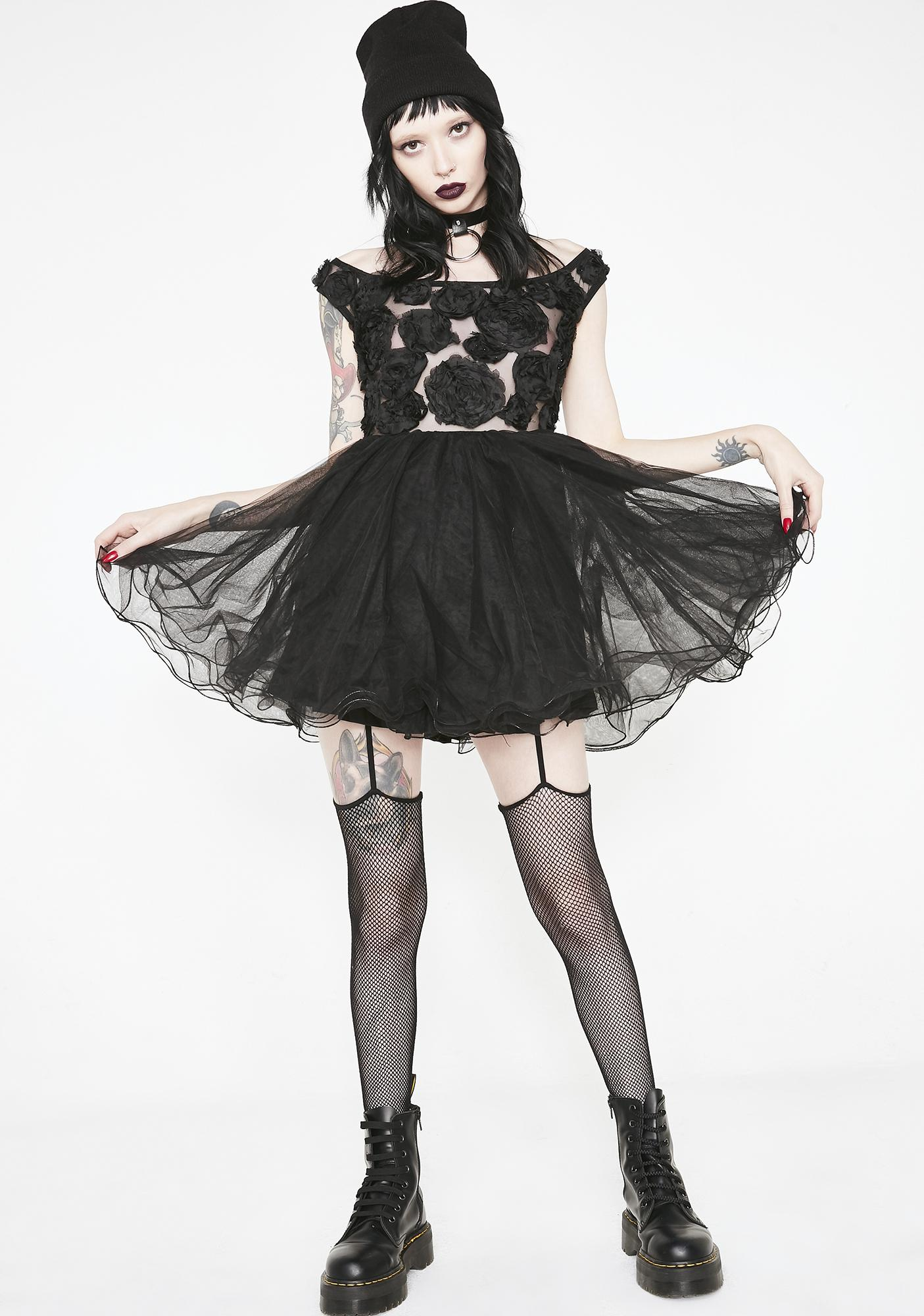 Kiki Riki Wolfsbane Tutu Dress