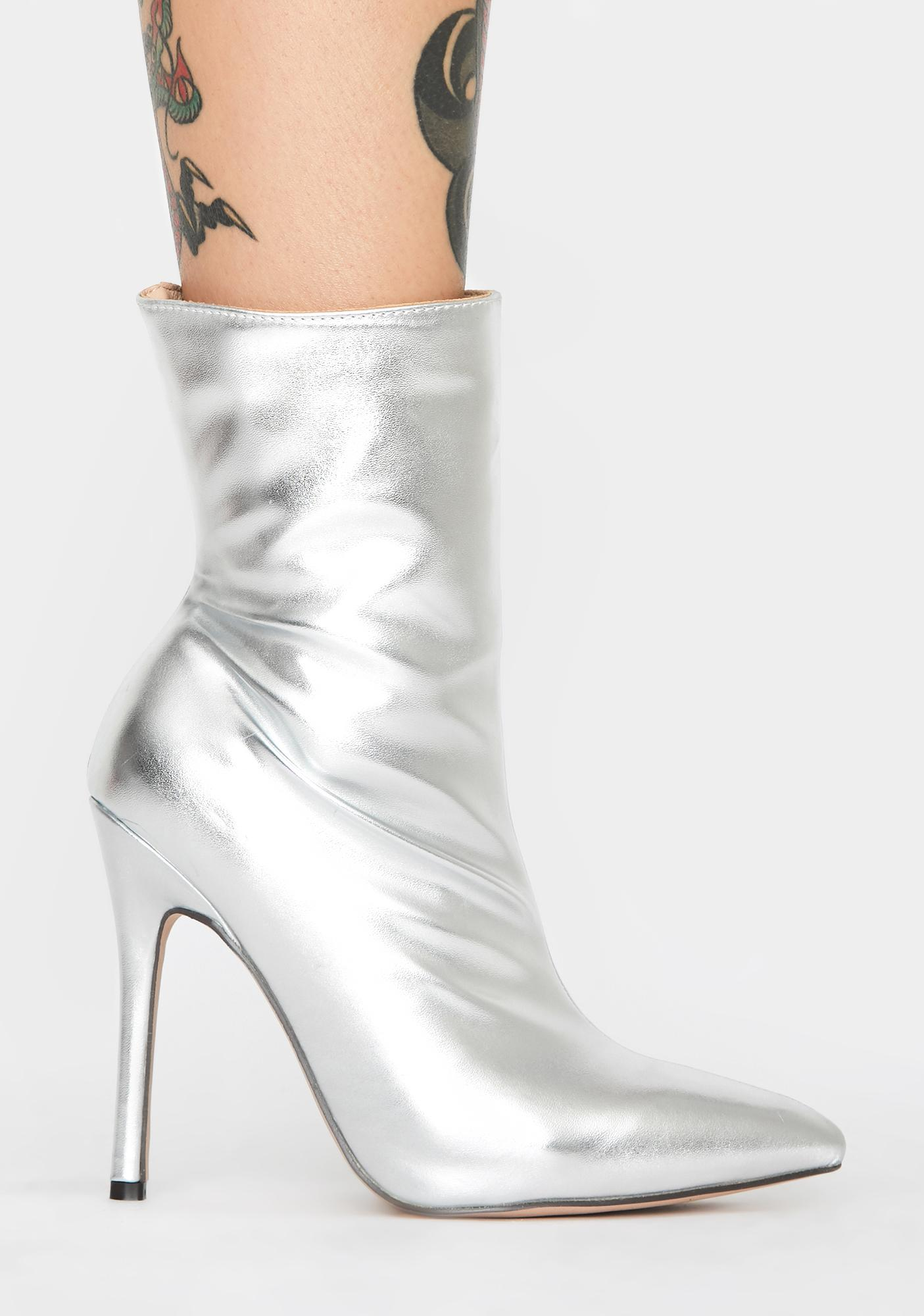 Tread Brightly Ankle Boots