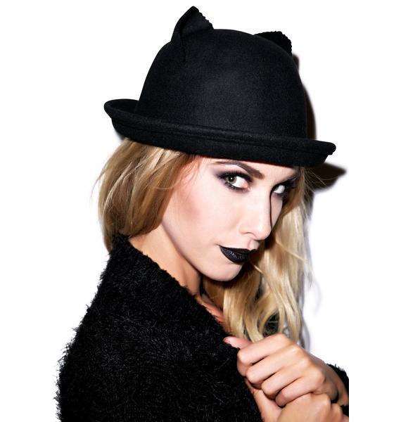 Cattitude Hat