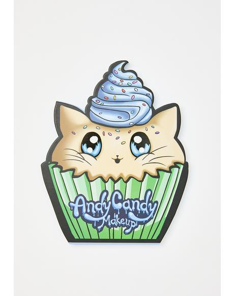 Cupcake Cat Eyeshadow Palette