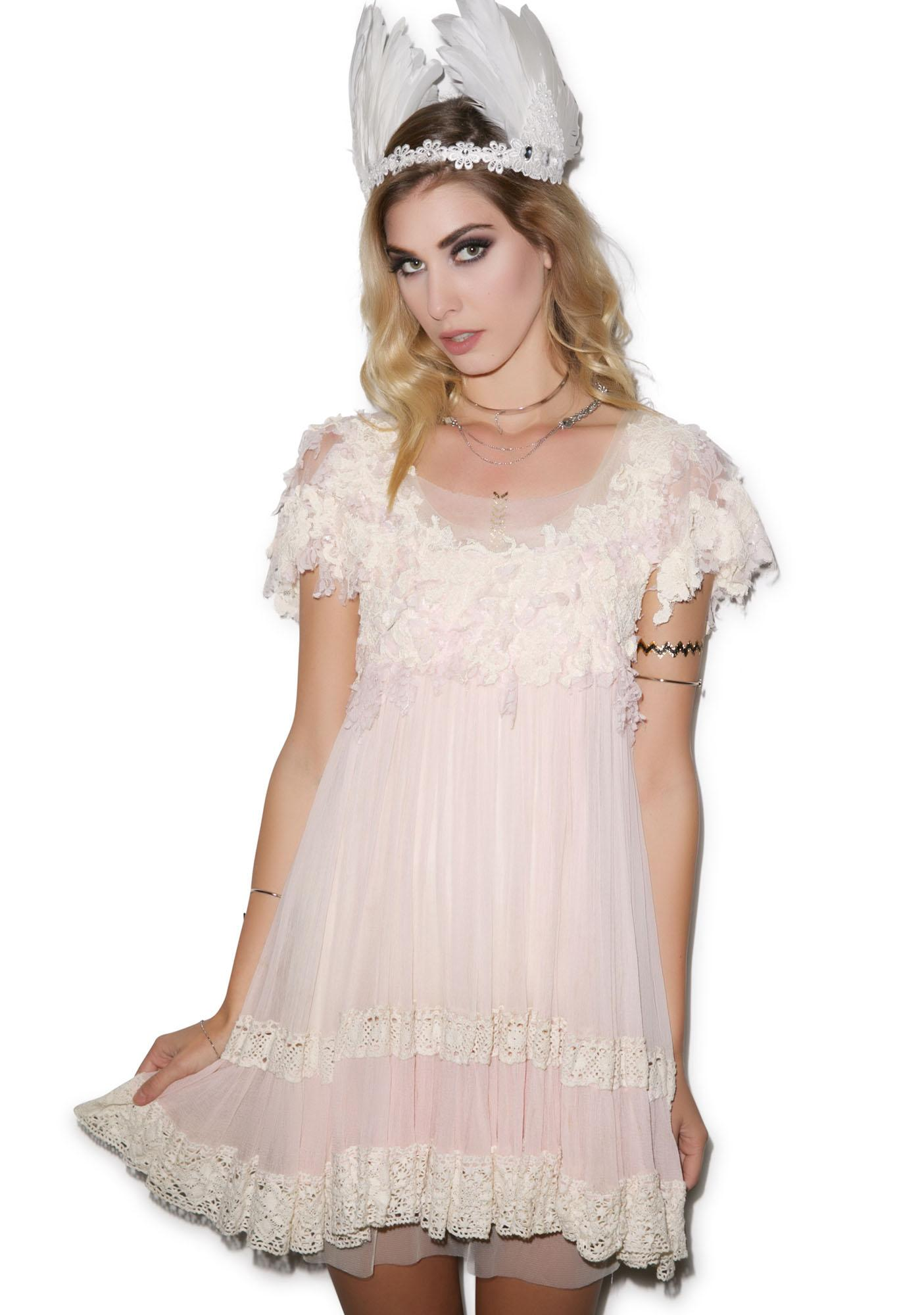 Dolly Bae Fall in Love Lace Dress