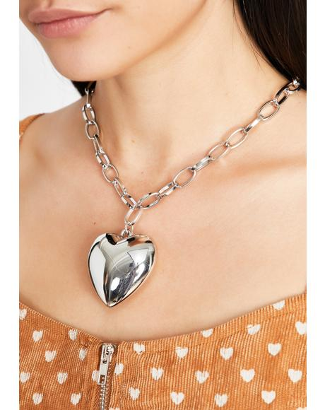 Lovefool For U Chain Necklace