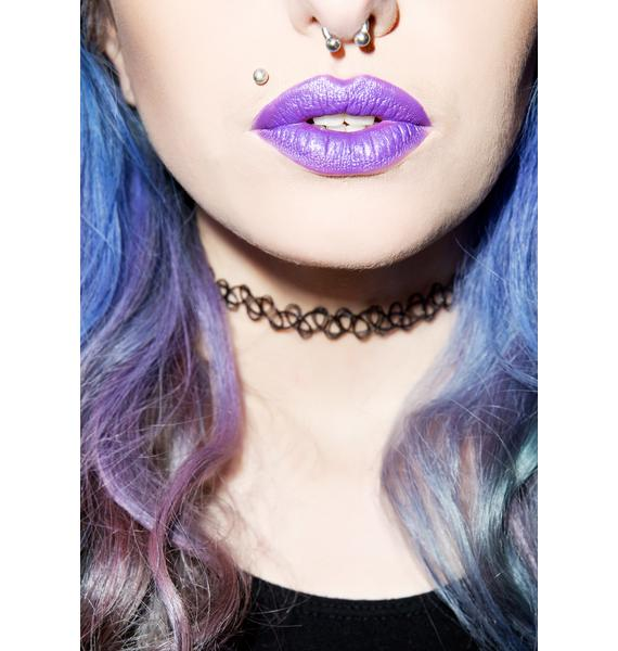Manic Panic Electric Amethyst Lethal Lipstick