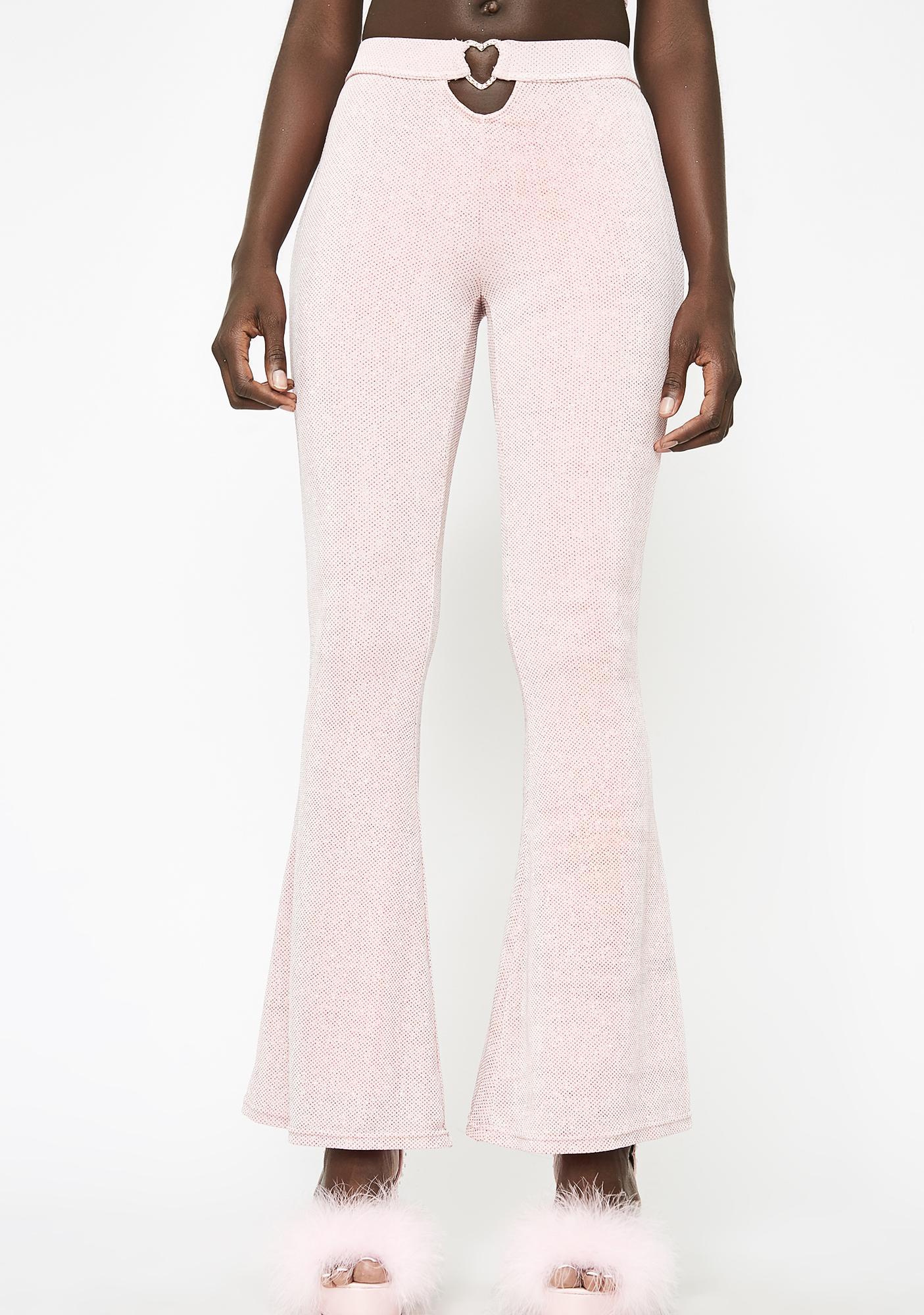 Sugar Thrillz Dream Come True Bedazzled Pants