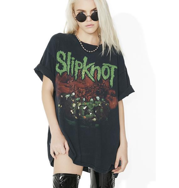 Vintage Slipknot Tour Tee