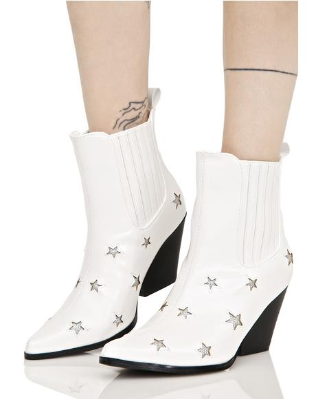 Countin� Starz Ankle Boots