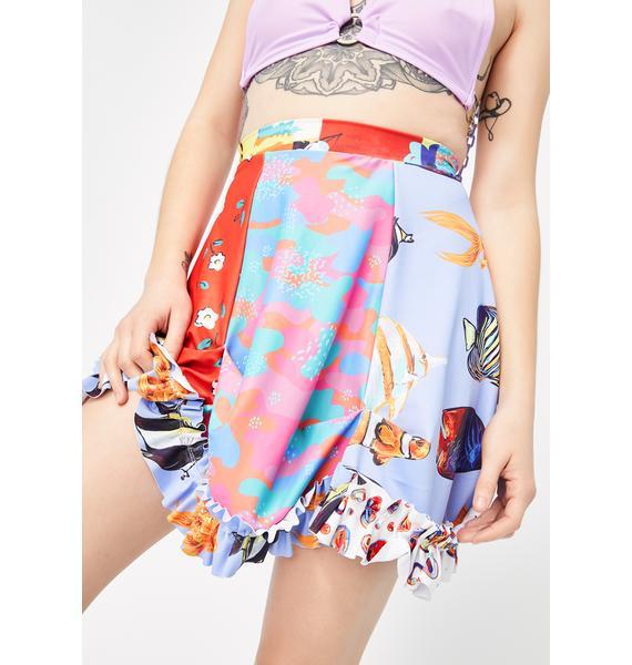 Rheabfunky Be Funky Play Skirt