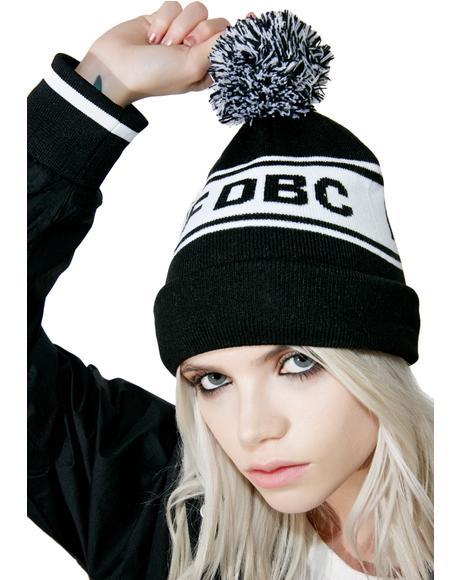DBC Pom Beanie